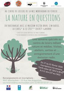 Un stage sur mesure pour les enfants curieux de nature à la MJC de Montauban