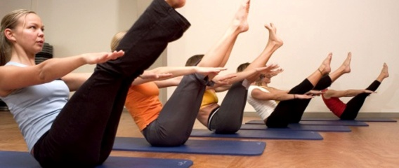 Winston Salem Pilates Class - Golds Gym