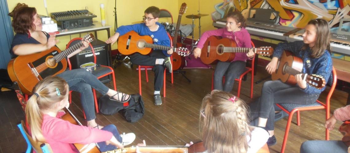 Guitare et chant