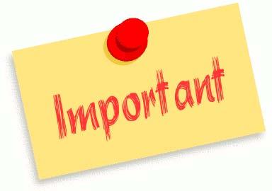 LETTRE D'INFORMATION AUX ADHERENTS