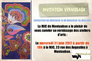 Vernissage ateliers d'art