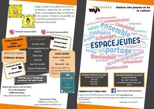 Programme de l'Espace Jeunes (11-17 ans)